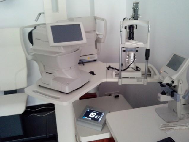 Combina oftalmologica